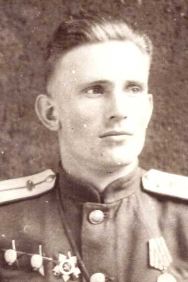 Georgij Moiseev 1945