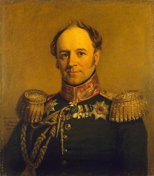 Alexander von Benckendorff