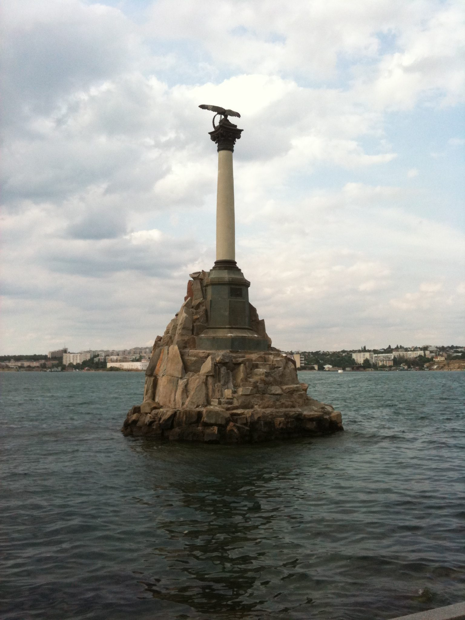 Monument to the Sunken Ships