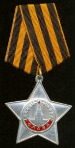 Orden Slavy III class